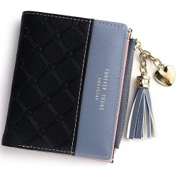 Forever Young - Bi Fold Black Wallet