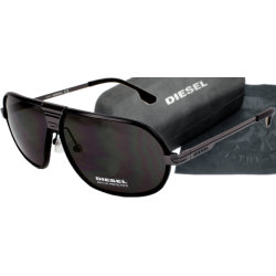 Diesel Men's Sunglasses Aviator - 61-07-140