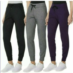 32 Degrees Ladies' Tech Fleece Jogger Pants