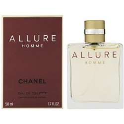 Chanel Allure Homme - for Men - Eau de Toilette, 50 ml