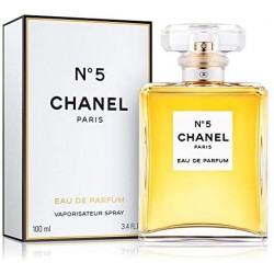 Chanel N°5 or Women - Eau de Parfum, 100 ml