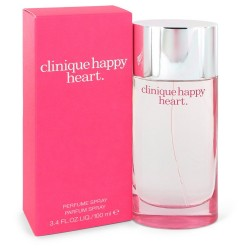 Clinique Happy Heart For Women Eau De Parfum 100ML