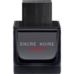 Encre Noir Sport by Lalique for Men - Eau de Toilette, 100ml