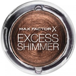 Max Factor Excess Shimmer Eyeshadow, 7g Bronze