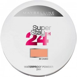 Maybelline Super Stay 24 Hour Waterproof Powder 20 Cameo, 9g