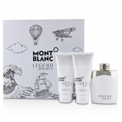 Mont Blanc Legend Spirit For Men EDT Set