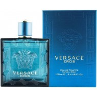 Eros by Versace for Men - Eau de Toilette, 100ml