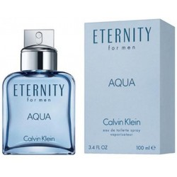Calvin Klein Eternity Aqua EDT- for Men, 100ml