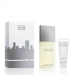 Issey Miyake L`Eau D`Issey For Men Eau De Toilette 125ML Gift Set
