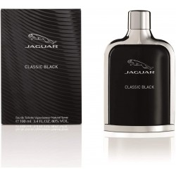 Jaguar Classic Black - for men - Eau de Toilette, 100ml