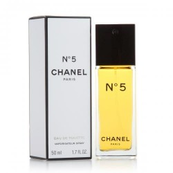 Chanel N°5 For Women Eau De Toilette 50ML