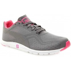 Puma Faas 100 Bubble Gum Steel Gray-Flora Pink