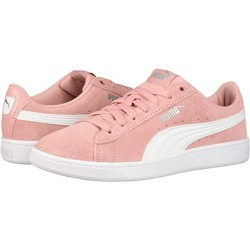 Puma Classic Suede Trainers In Pink